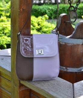 Poseta H.K.Phooey-lavender, brown