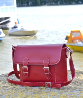 Geanta Cambridge - red