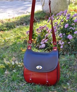 Poseta Cheryl - red, blue