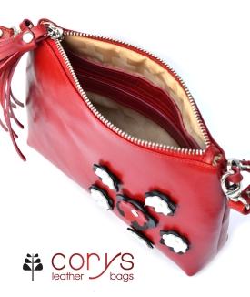 Poseta Missy - red